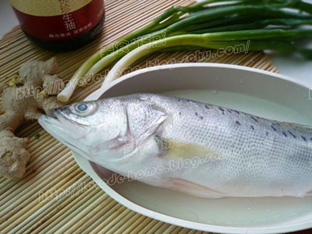 葱油海鲈鱼 - 搜狐社区
