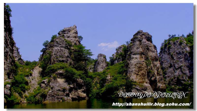 葫芦岛龙潭大峡谷