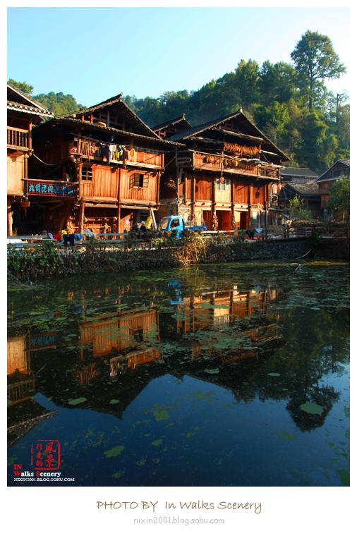 留住侗寨肇兴最后的原生态美
