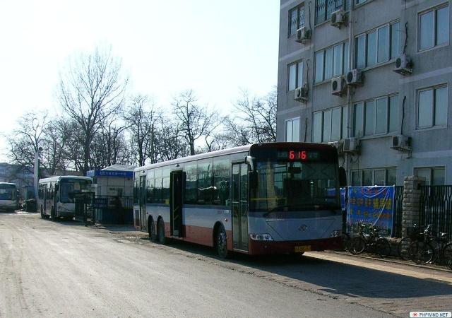 北京最挤的公交车,你坐过几趟?