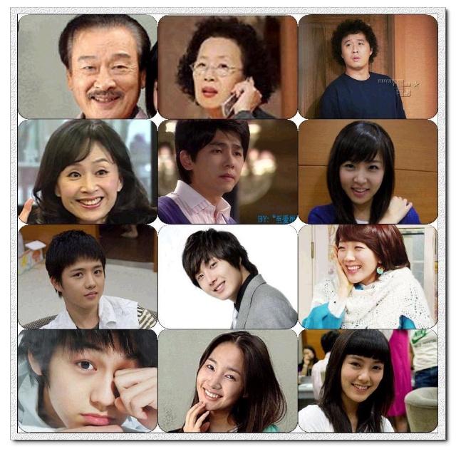 韩剧搞笑一家人演员_韩国电视剧搞笑一家人的演员表?-余下全文>_感人网