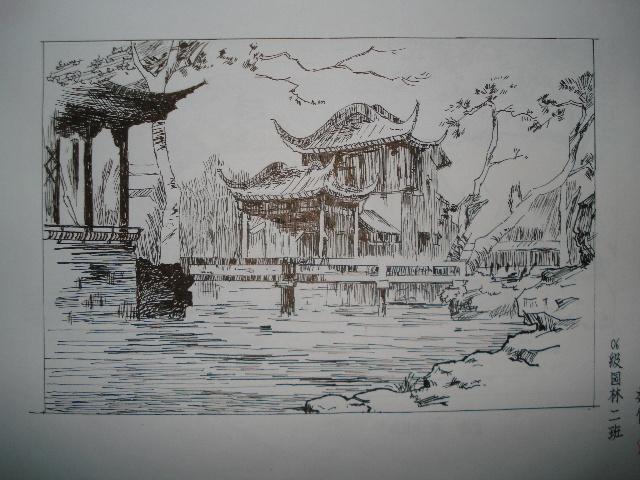 植物配置和手绘练习~-萧瑟流年-搜狐博客