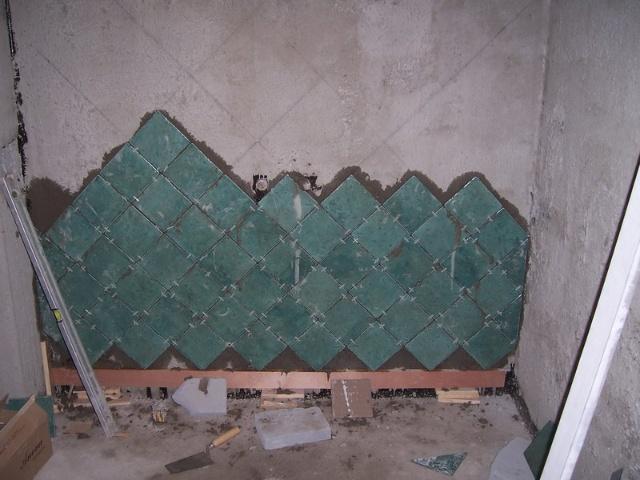 砌洗手台施工图_砖砌洗面台