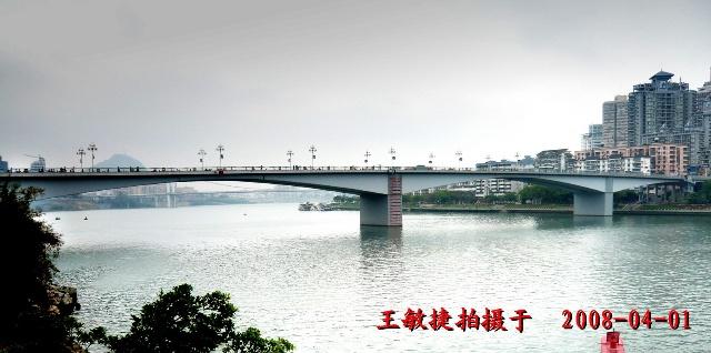 柳州美丽的桥