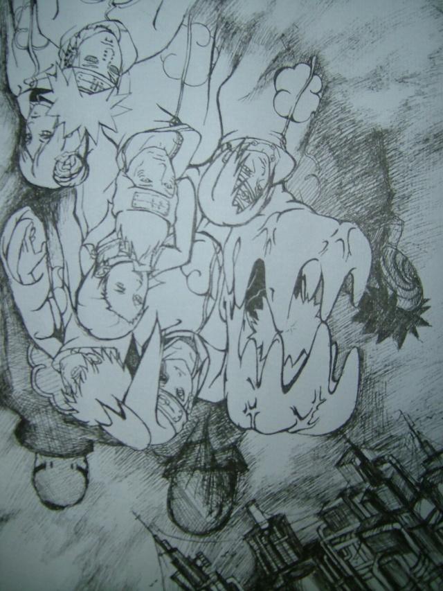 该考试了·黑白作品-快乐的小蝎子的绘画窝-搜狐博客