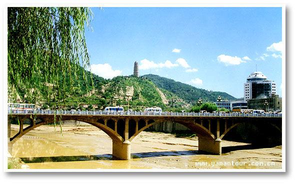 重庆到延安沿途的风景