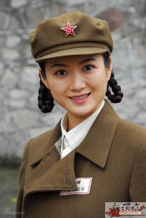 解放军50式帽徽 解放军帽徽图片 解放军老式领章帽徽