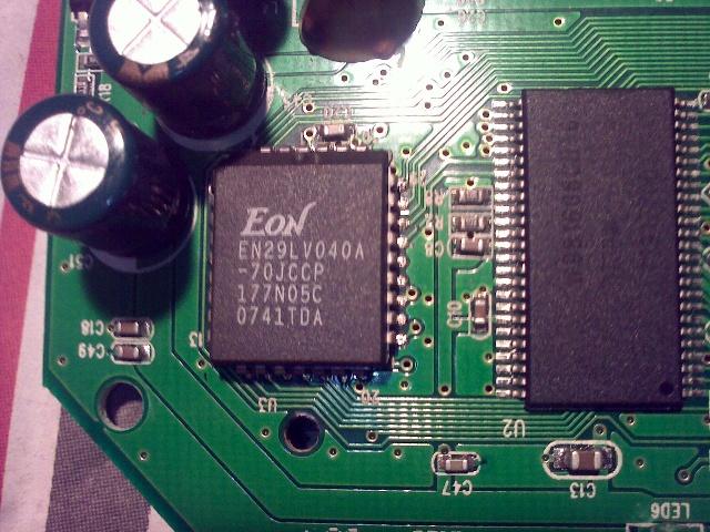 板块 69 无线路由器硬件改造以及故障维修 69 修复腾达tei402m