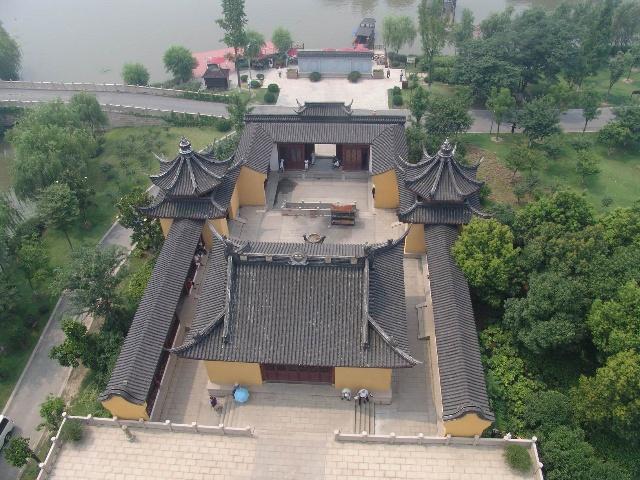 壕股塔是古时嘉兴七塔八寺之一