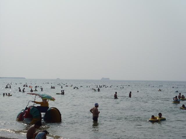 【滨城部落-知趣生活】玩转瓦房店-长兴岛海滨浴场