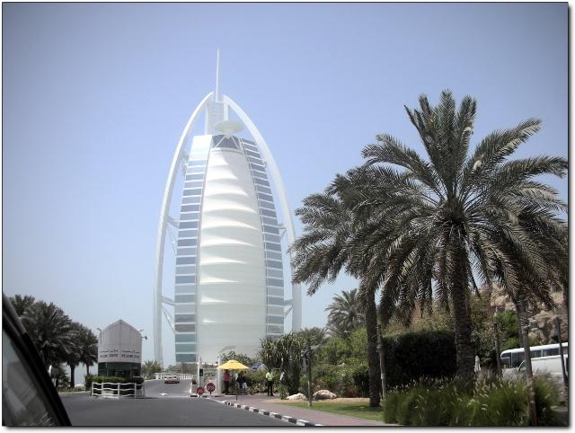 200米高的可以俯瞰迪拜全城的餐厅以及世界上最高的
