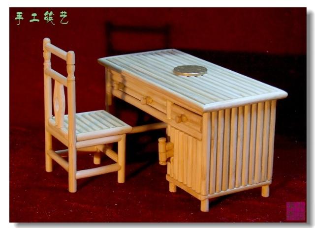 竹签手工制作小屋步骤