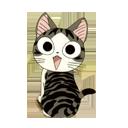 肯德基萌小奇女主角_小奇猫广告_俏皮mini_甜甜私房猫_淘宝助理
