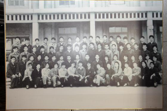 一张照片引发的三十年同学聚会