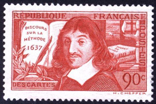 你学过解析几何吗 请来纪念笛卡尔诞辰414周年 1596年3月...