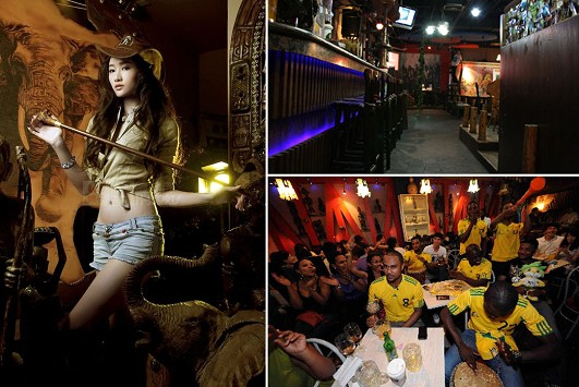 酒水:(啤酒买6送1,买12送3) tsingtao青岛扎啤  8元/扎 tsingtao青岛1