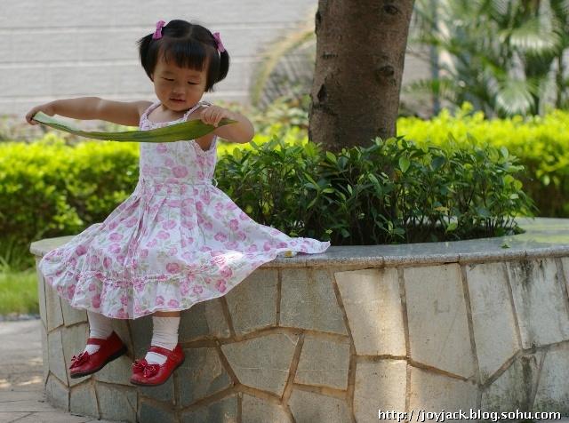 小孩儿裙子图片可爱